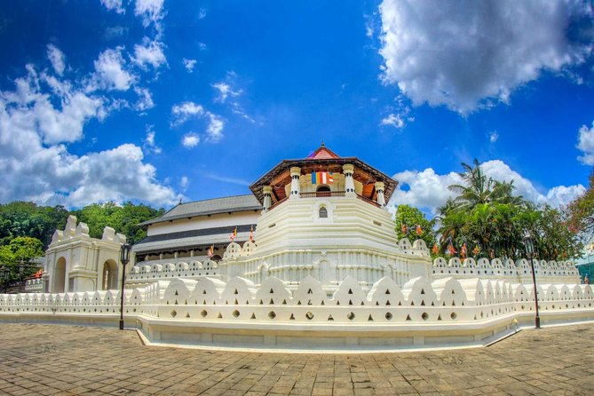 Visit Kandy is a bustling city built around a lake in central Sri Lanka. It is listed as a world heritage site by UNESCO and is considered one of the most sacred places of worship in the Buddhist World. It can be beautiful, loud and peaceful, depending on where you go.