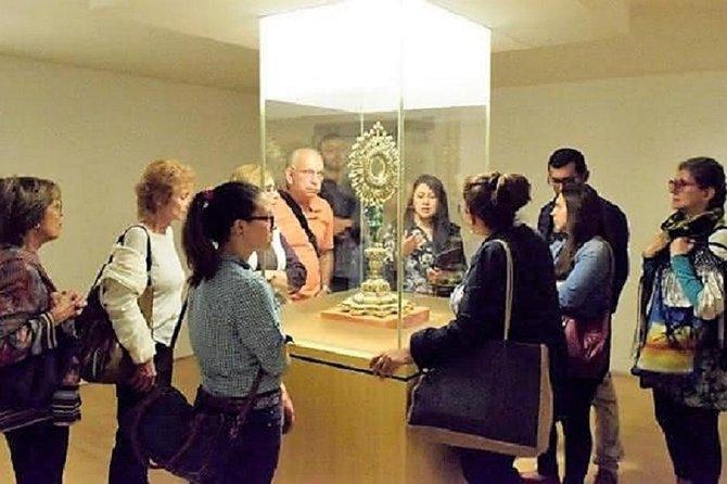 Entrada al Museo del Oro y visita guiada privada, Bogota, COLOMBIA