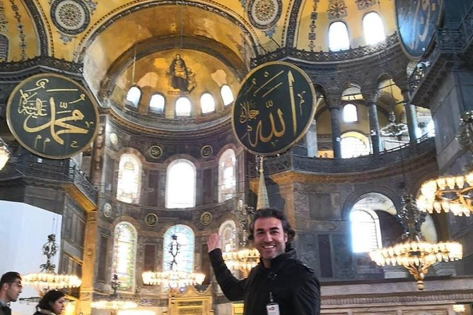 Private Layover Tour from Istanbul Airport & Hotels, Estambul, TURQUIA