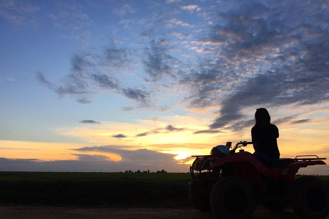 On this tour you will experience an off road adventure of a lifetime around Siem Reap. Get to see local villages and a lot more on this 2 hour tour. You will be back after watching the pink Asian sunset over the stunning Cambodian countryside