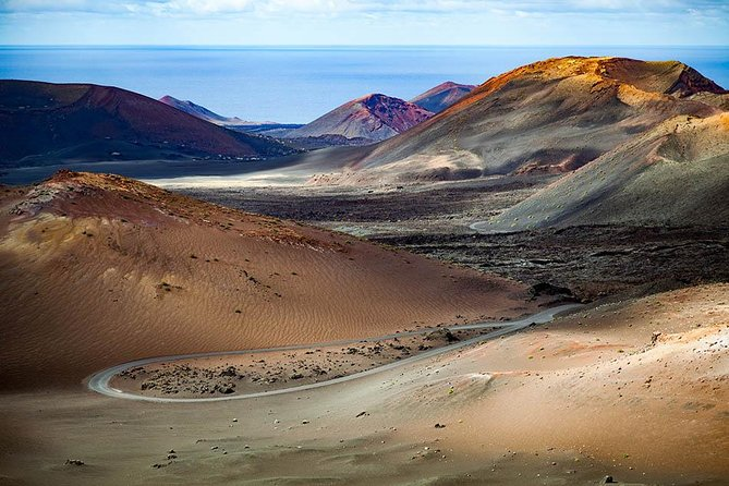 Breve excursión al sur de Lanzarote con entrada al volcán Timanfaya, La Palma, ESPAÑA