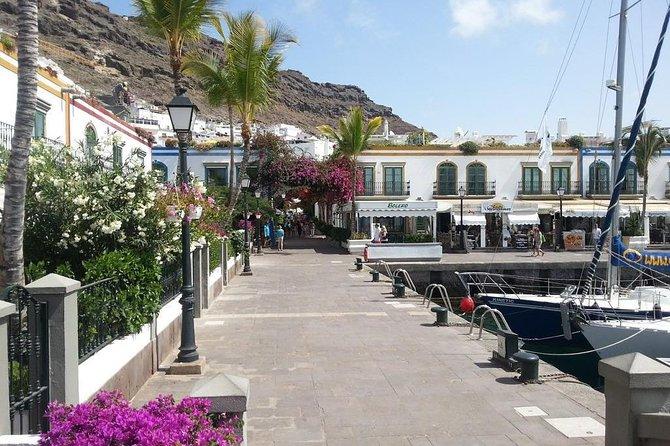 Gran canaria shoppig day in puerto mogan, Gran Canaria, ESPAÑA