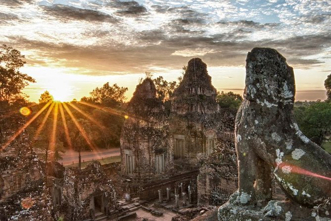 A unique experience in Siem reaps to visit top attractions with a knowledgeable tour guide including a private transportation.<br><br>A true wonder of the world, don't forget visiting Angkor Wat. It is hard to put the experience into words. Certainly worthwhile going at sunrise - even if the weather isn't the best the crowds are smaller and the temperatures are comfortable. Take some time to learn about the culture before visiting so not to insult the locals. Our tour guide will know how to tour you through the temple to avoid large group.