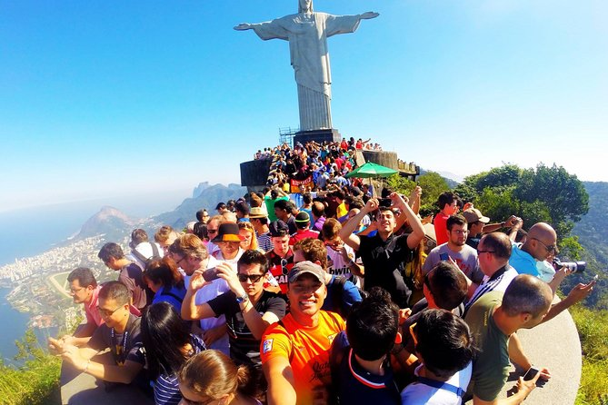 Explore the Carioca's most important landmarks during this 8-hour tour with your private guide. Visit the Christ the Redeemer, Sugar Loaf, Maracana Stadium, Lapa, the cathedral, Municiap Theater and the Selaron Steps.