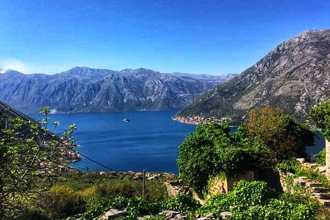 Spend the day in the great outdoors and explore the Bay of Kotor during this 4-hour private cycling and hiking tour. Pedal along the edge of the bay and admire the beautiful scenery before hiking to an abandoned 14th-century village. After taking the views of the lake below and enjoying the tranquility of nature, take a refreshing dip in the cool waters and head back to your lodging in Kotor. <br>- Enjoy the great outdoors during a 4-hour hiking and cycling tour in Kotor <br>- Pedal along the edge of the bay and hike to an abandoned village <br>- Take a refreshing dip in the cool waters of the Bay of Kotor <br>- Enjoy a personalized experience during this fully private excursion<br>- We create memories which will last lifetime<br>