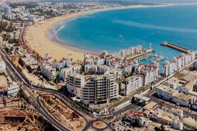 Agadir City Tour Discovery + Souk Visit, Agadir, MARRUECOS