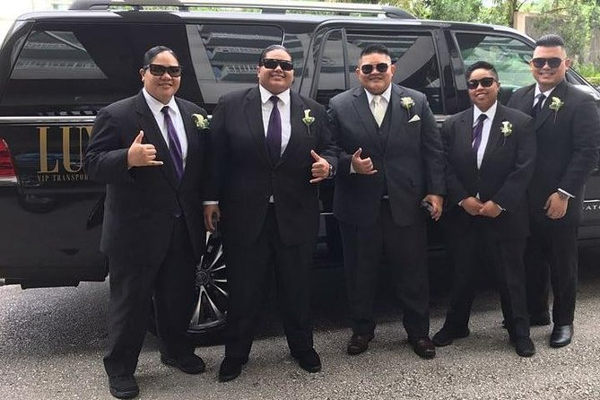 Ride in style, comfort, and luxury.<br><br>Celebrities. VIPs. Politicians. Tourists. and many influential clientele have used LUX for all their transportation needs. We operate the most luxurious executive vehicles on Guam, and offer our customers access to our membership club free of charge!