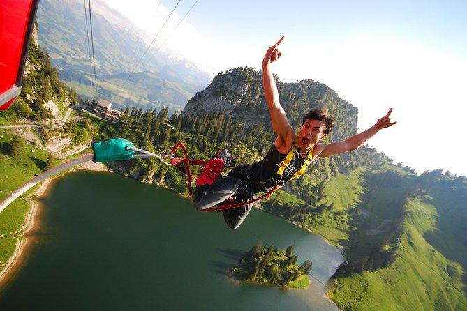 MÁS FOTOS, Bungy Jump Stockhorn