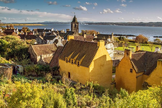 Enjoy a one day tour visiting filming locations of the award-winning TV series, Outlander. Visit castles, palaces and mansions. Explore Linlithgow Palace, Outlander's Wentworth Prison; see Blackness Castle, the Headquarters of Black Jack Randall, and explore the Royal Burgh of Culross, Claire's herb garden; and many more!