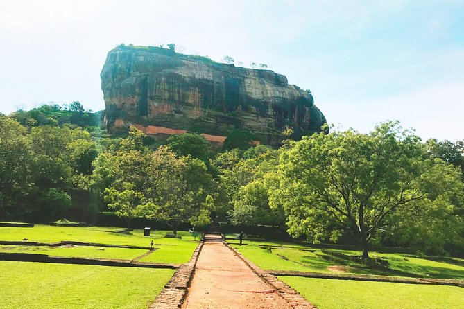 Enjoy a private day tour to Sigiriya and Dambulla from your hotel in Negombo or Katunayake and visit the UNESCO listed world heritage site Sigiriya Rock Fortress  and Dambulla Rock cave temple.
