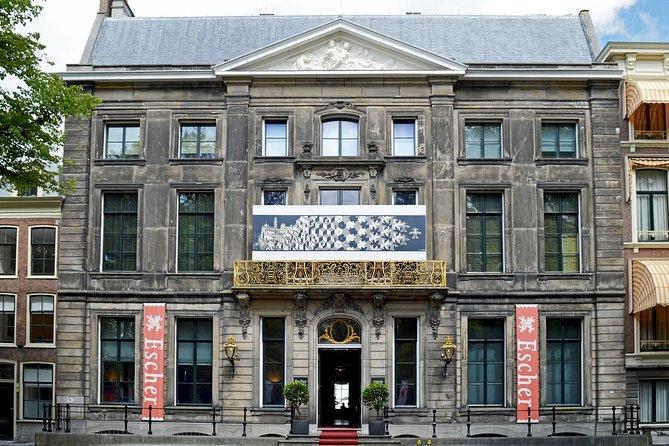 Admission for Escher in Het Paleis in The Hague, La Haya, HOLANDA