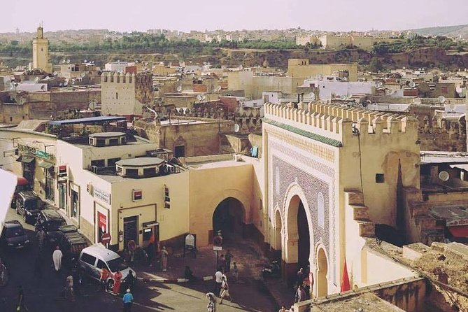 Cultural Tour in Medina of Fez with Local Guide and Driver, Fez, MARRUECOS