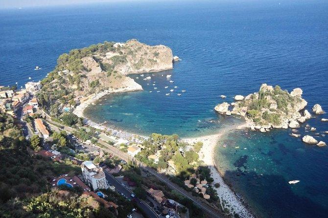Taormina, Castelmola, Giardini Naxos, Isolabella (max 20 pax), Taormina, ITALIA