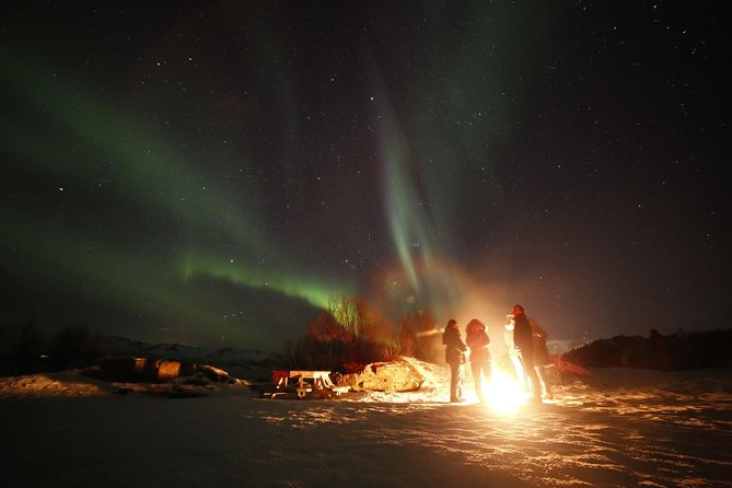 Northern lights photography tour, Tromso, NORUEGA