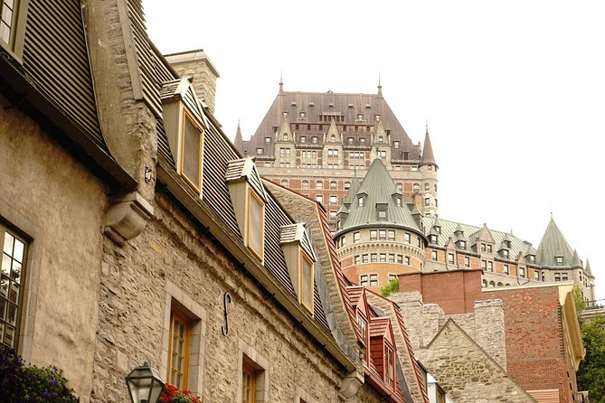 Private Walking Tour in Old Quebec with Xavier, Quebec, CANADA