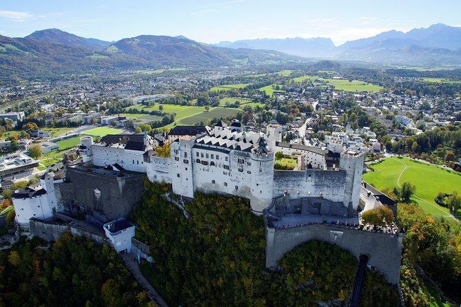 Skip the Line: Fortress Hohensalzburg Admission Ticket, Salzburgo, Áustria