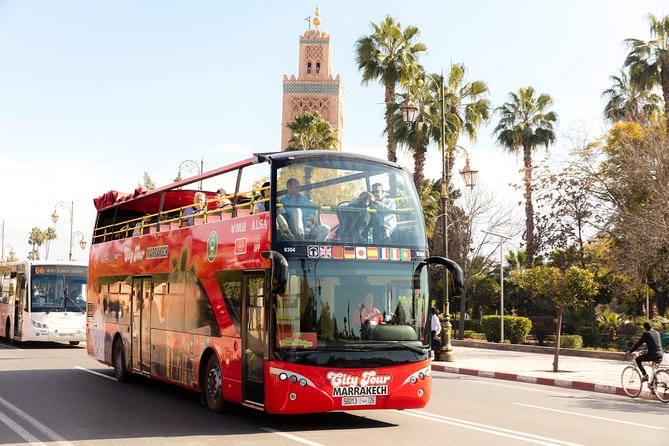 Marrakech City Tour Hop On - Hop Off, Marrakech, cidade de Marrocos, MARROCOS