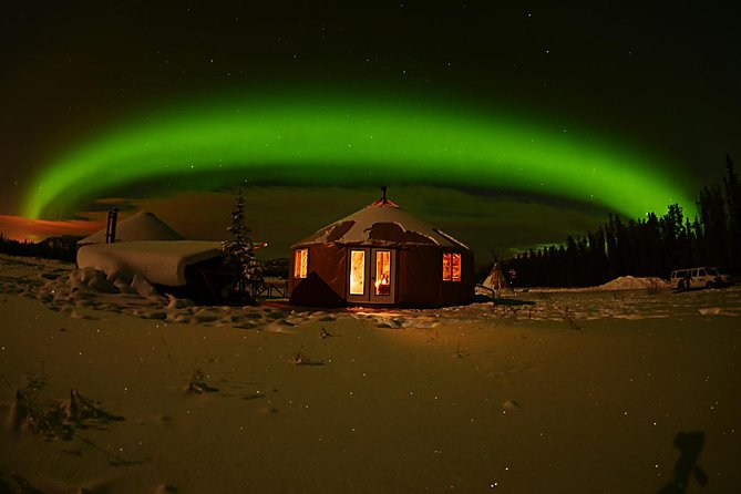 Arctic Day: Aurora Viewing Tour | evening, Whitehorse, CANADÁ