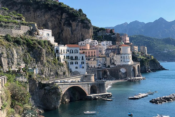 Amalfi coast private tour with Positano Ravello and Wine Tour, Amalfi, ITALIA