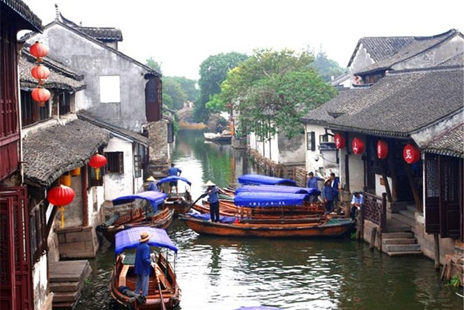 1-Day Xitang Water Town & Boat Ride with Private Transfer from Shanghai, Shanghai, CHINA