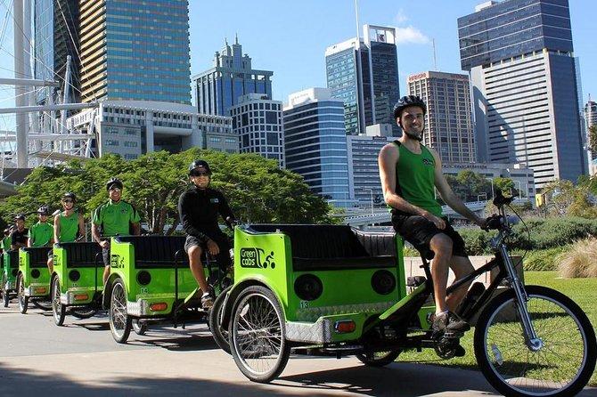 Green Cabs Brisbane Tours, Brisbane, AUSTRALIA