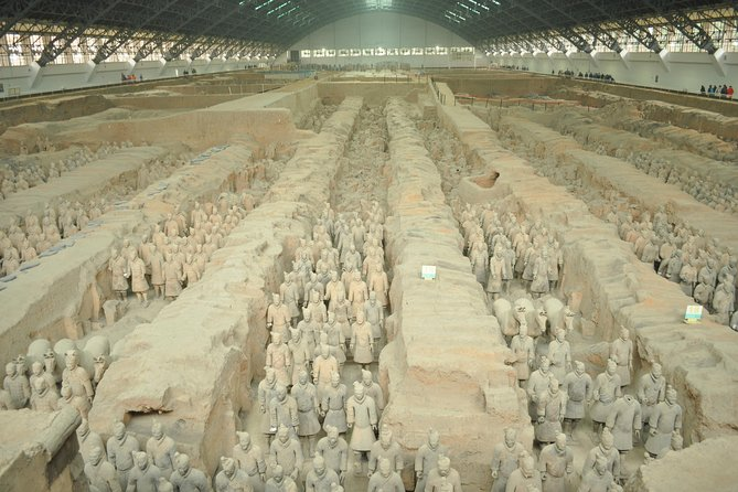 Mini Group: Daily VIP Xian Terracotta Warriors and City Discovery Tour, Sian, CHINA