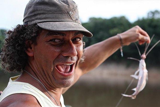 MÁS FOTOS, Recorrido de expedición de medio día por el río Negro del Amazonas