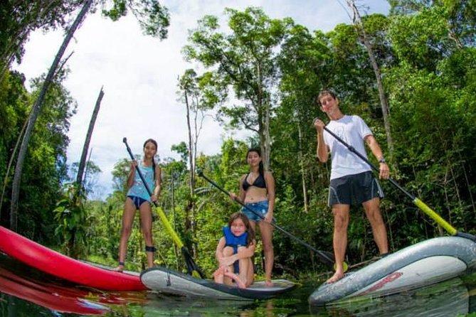 Amazon River Stand Up Paddling Tour, Manaus, BRASIL
