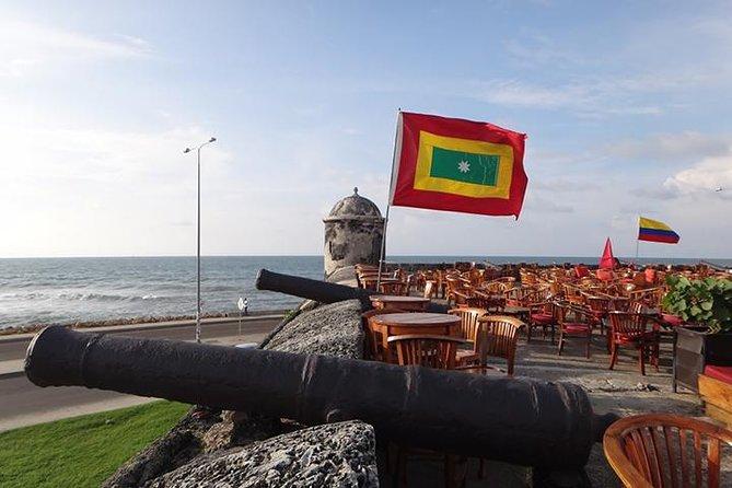 Recorrido por la ciudad de Cartagena de Indias, Cartagena de Indias, COLOMBIA