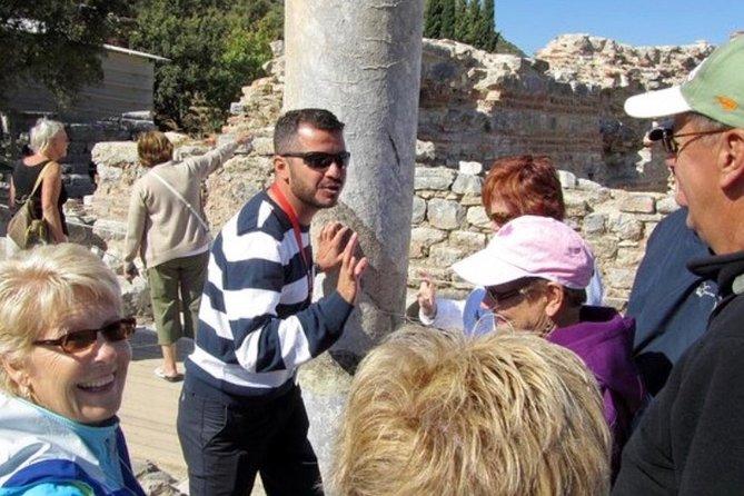 Private Tour : Jewish Ephesus Private Tour for Cruisers from Kusadasi Port, Kusadasi, Turkey