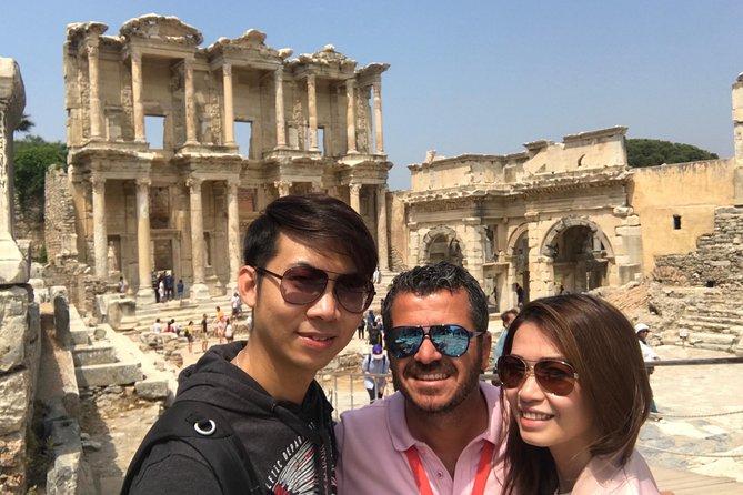Private Tour: Half Day Easy Ephesus Private Tour for Cruisers from Kusadasi Port, Kusadasi, Turkey