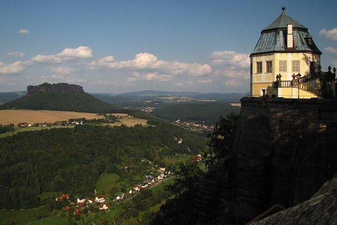 Small-Group Bastei Bridge and Königstein Fortress Day Tour from Dresden, Dresden, Alemanha