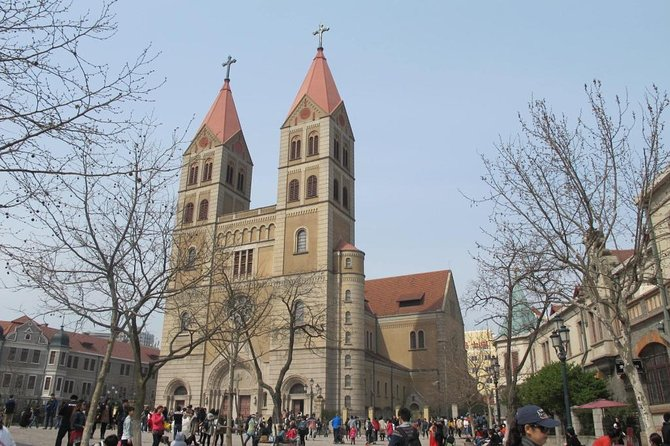 Private Qingdao Museum and Culture Day Tour with Tsingtao Beer and Local Lunch, Qingdao, CHINA