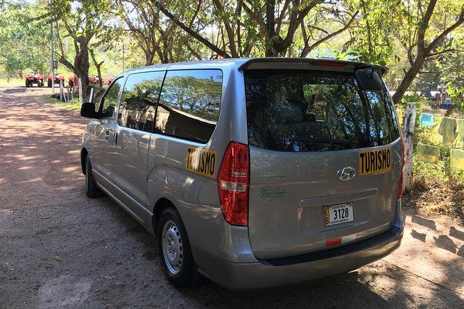 Traslado privado desde el aeropuerto internacional de Liberia a Tamarindo, Tamarindo, COSTA RICA