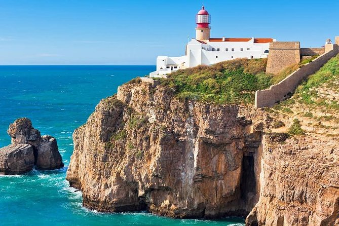 Take a private west coast full-day tour from Lagos to see the stunning beauty of the area, the cliffs, and discover the sights.