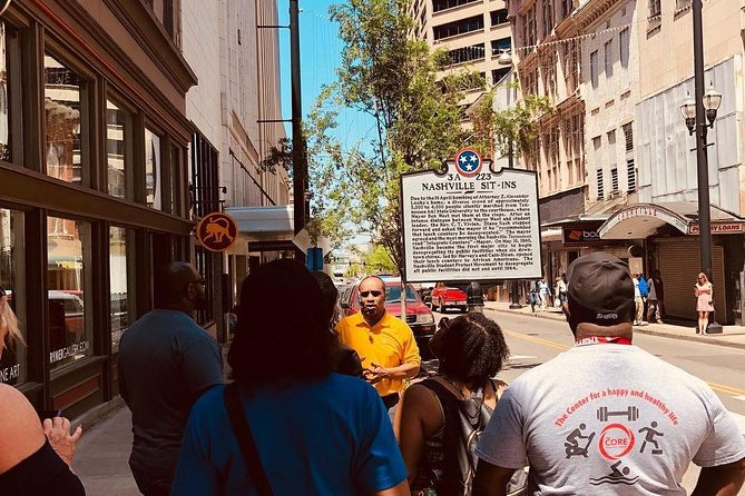 Tour of African American Culture, Nashville, TE, ESTADOS UNIDOS
