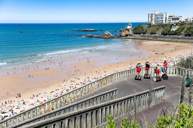 Paseo en Segway: Biarritz Discovery (14.00 h), Biarritz, FRANCIA