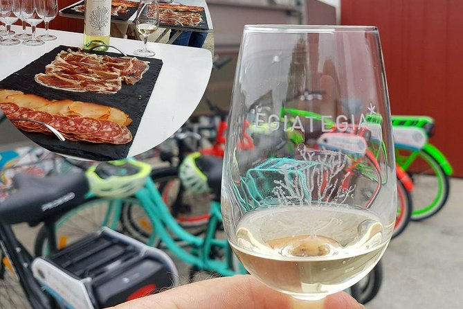 Electric Bike Tour & Wine Tasting PREMIUM in the French Basque Country, Biarritz, FRANCIA