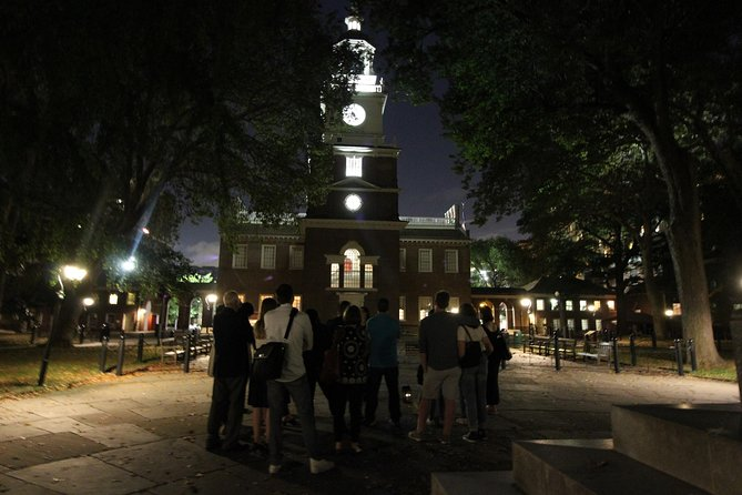 MÁS FOTOS, Ghost Tour of Philadelphia by Candlelight