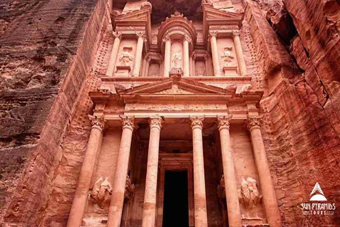 MORE PHOTOS, Petra Tour from Taba by Ferry Boat