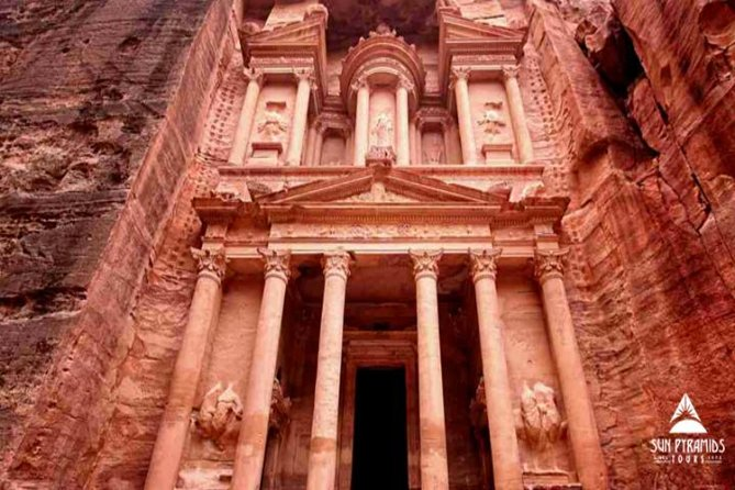 Petra Tour from Sharm by Cruise, Petra, JORDANIA