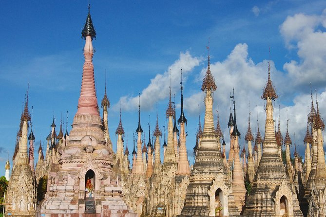 Kakku which contains over 2,400 stupas and famous as pagoda forest is one of the MUST VISIT place in this area.<br><br>Enjoy cooking class at Kakku village to learn about how to cook Pa-O traditional curry. <br><br>Visit to winery and try the best local wine.<br><br>This is the one of the best choice on the rainy season!!