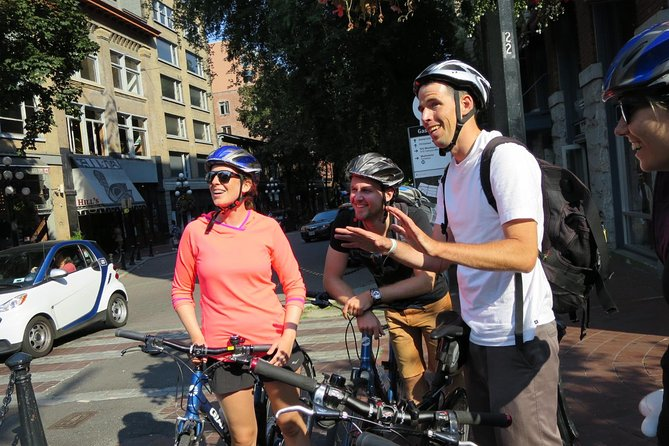 Small-Group Afternoon Bike Tour of Vancouver, Vancouver, CANADÁ