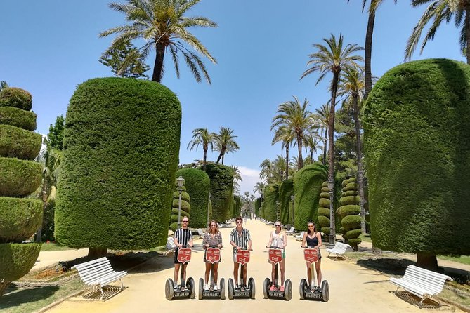 SEGWAY PHOTO TOURS 60 min., Cadiz, Spain