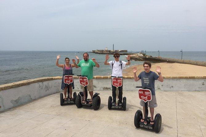 PHOTO TOURS on SEGWAY (2h), Cadiz, ESPAÑA