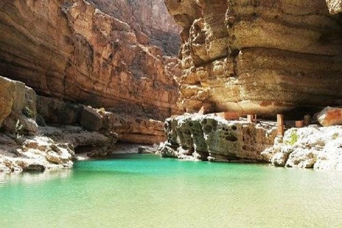 MÁS FOTOS, Wadi Shab Coastal Trekking