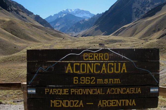 Excursão de caminhada pelo Monte Aconcágua até Confluencia saindo de Mendoza, Mendoza, ARGENTINA