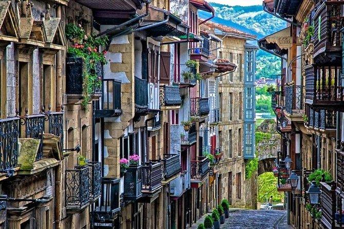 San Sebastian & The Basque Wine Region with Lunch and Wine Tasting (From Bilbao), Bilbao, ESPAÑA
