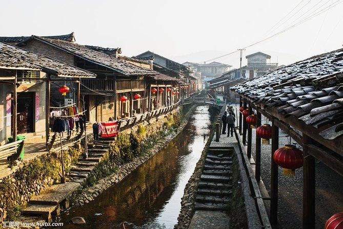 3-Day Private Mount Wuyi Tour including Tianyou Peak,Shuilian Cave, Dahongpao, Wuyishan, CHINA
