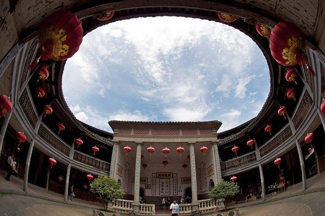 Private Transfers Between Xiamen City and Yongding Tulou, Xiamen, CHINA